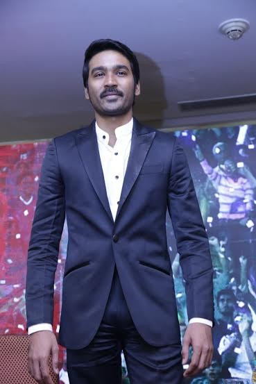 Dhanush,actor Dhanush,Indian Super League,hero Indian Super League,football tournament,dhanush as brand ambassador,dhanush for Indian Super League,Super League football,football,ISL,ISL brand ambassador