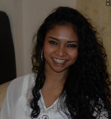 Flight Attendant Nur Shazana Mohd Salleh