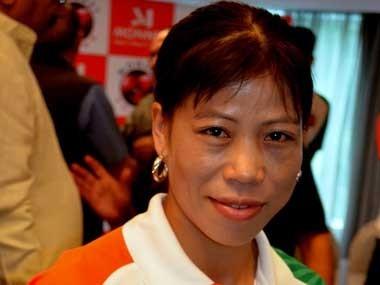 Mary Kom  (Reuters)