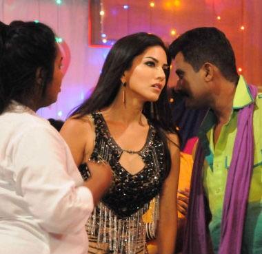 Sunny Leone & Prem
