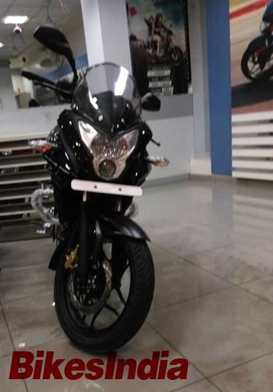 Bajaj Pulsar 200 AS Reaches Dealerships