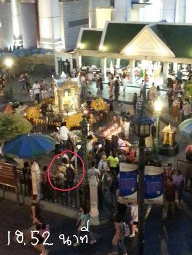 Bangkok blast bomber,bangkok blast,photos,bangkok blast bomber pictures,bangkok bomber,blast,Erawan Shrine bomb blast,Erawan Shrine,Thailand bomb blast,bomb blast