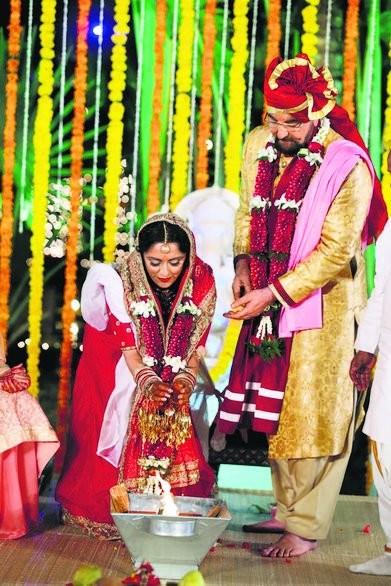 Kabir Bedi,kabir bedi 70th birthday,kabir bedi parveen dusanj wedding,Kabir Bedi marriage,Kabir Bedi wedding,kabir bedi marriage photos,Parveen Dusanj,Parveen Dusanj wedding,Parveen Dusanj marriage,kabir bedi parveen dusanj,actor Kabir Bedi