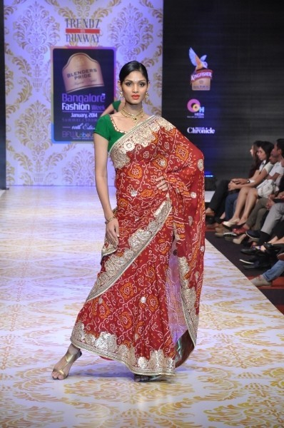 Models dazzle at 10th edition of blenders pride bangalore fashion week photos Bangalore fashion style week