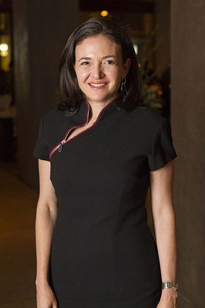 No: 8 Sheryl Sandberg