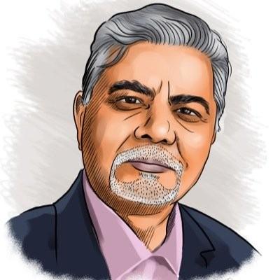 Qamar Waheed Naqvi