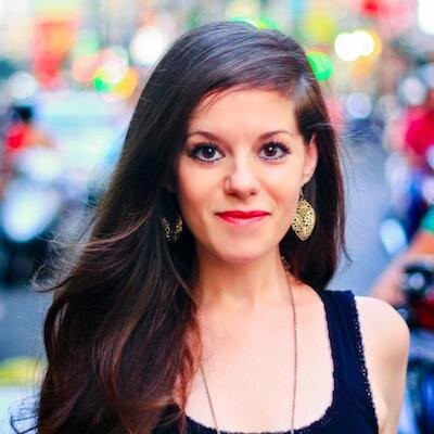 Travel writer Jodi Ettenberg