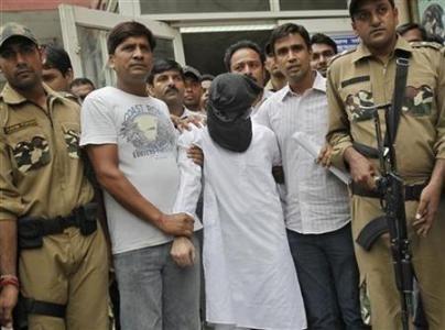 Alleged Lashkar-e-Toiba terrorist Zabiuddin Ansari alias Abu Jundal