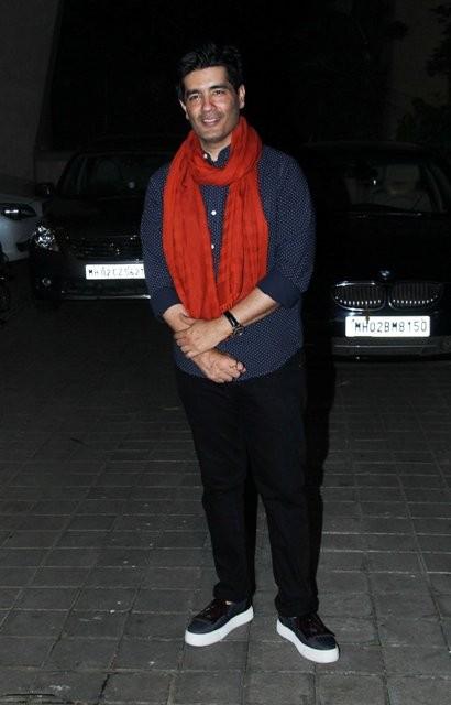 Manish Malhotra Birthday Bash