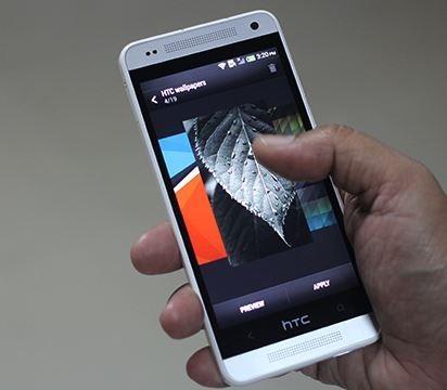 HTC One (Credit: HTC India/Facebook)