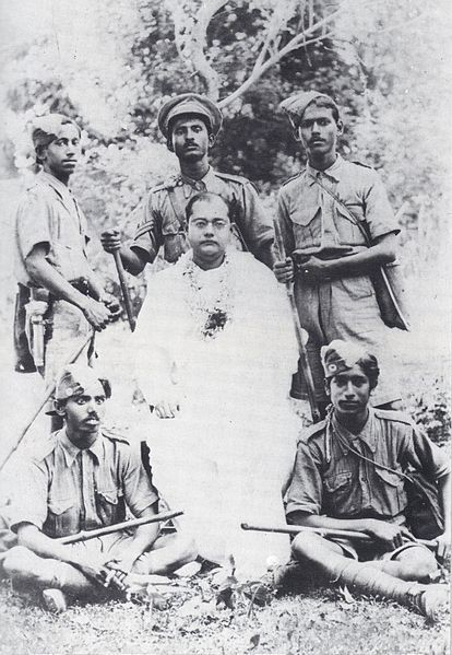 India Celebrates Netaji Subhas Chandra Bose 118th Birth Anniversary