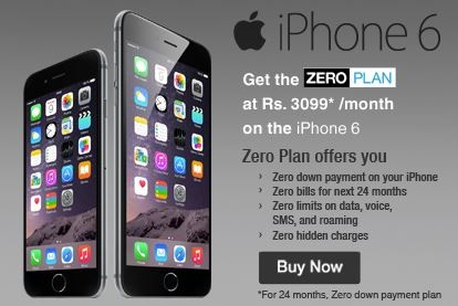 RCom to Offer iPhone 6, iPhone 6 Plus with Subsidised Tariff in India