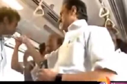 Stalin on Chennai metro