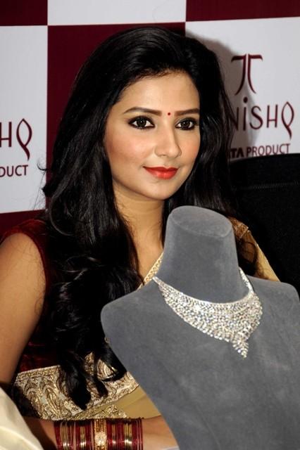 Subhasree Ganguly,Subhasree Ganguly photos,Subhasree Ganguly jewellery launch