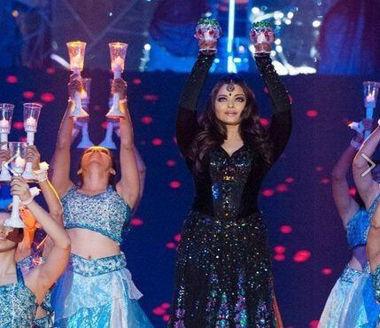Aishwarya Rai Bachchan at TOIFA