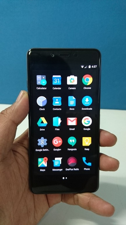 OnePlus X Express Review: Display