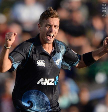 Tim Southee New Zealand