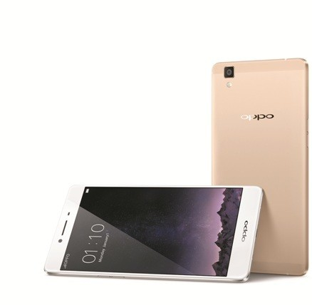 GETIX 2015: Asus Zenfone 2 rival Oppo R7s with 4GB RAM launched in Dubai