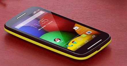 Motorola Moto E