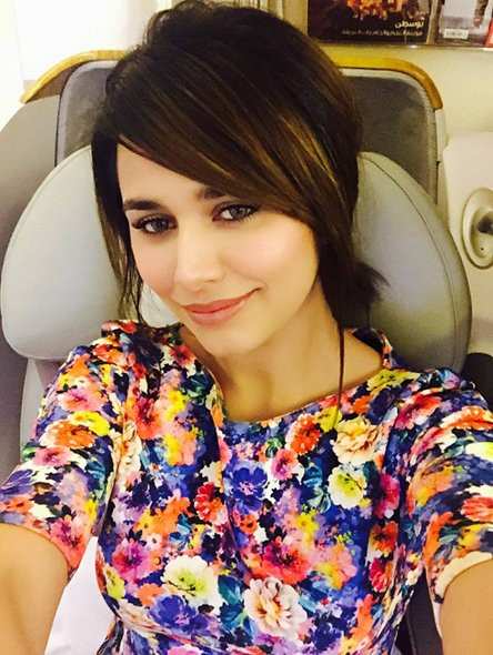 Pakistani Super Model Ayyan Ali