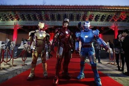 Iron Man 3 Game launched for Android and Apple devices for free