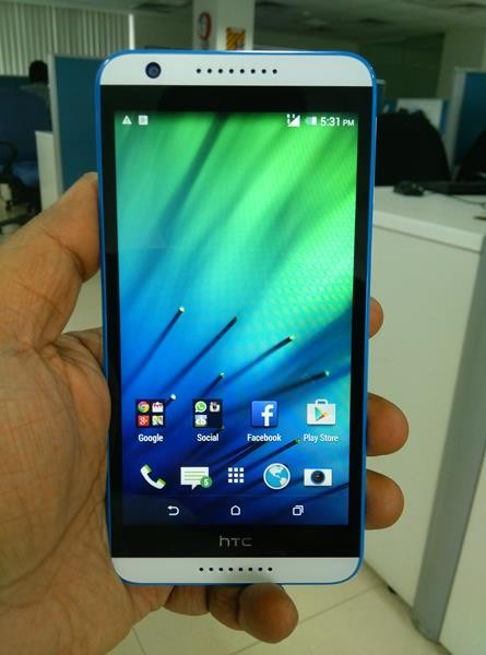 HTC Desire 820S Front View