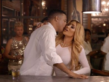 Richie and Nikki from 'LHHH'