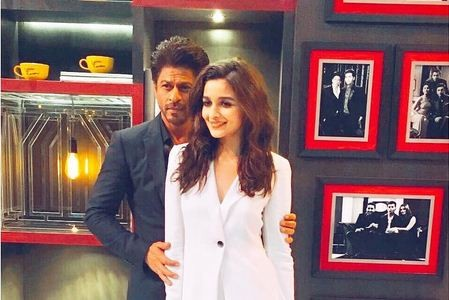 Shah Rukh Khan, Alia Bhatt