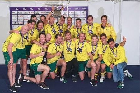 Hockey Champions Trophy,Champions Trophy,Hockey,India settle for maiden silver medal,India wins silver medal,silver medal,Australia,world champions Australia