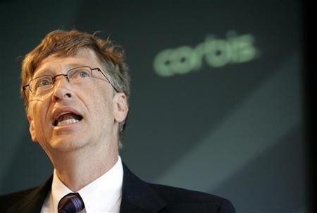 2. Bill Gates - United States