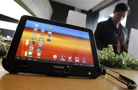 U.S. Court Affirms Sales Ban of Samsung's Galaxy Tab 10.1 in America