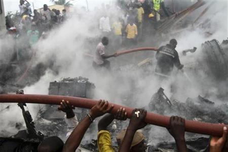 Latest Nigerian Plane Crash