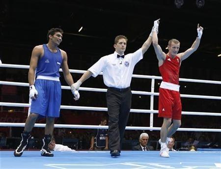 London Olympics 2012 Boxing