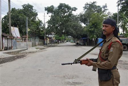 Fresh violence in Assam