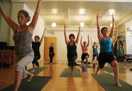 Om Finder will hep users locate Yoga classes, instructors and studios easily.