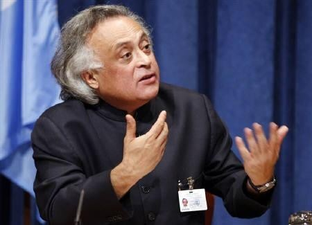 Jairam Ramesh, Indian Rural Development Minister