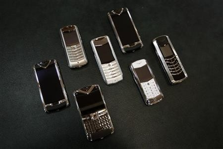 Vertu Opens First Store in Delhi; Eyes India's App ...