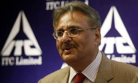 ITC chairman YC Deveshwar