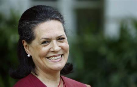 Sonia Gandhi(Reuters)