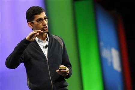 Chennai-born Sundar Pichai to Take over Google Android division
