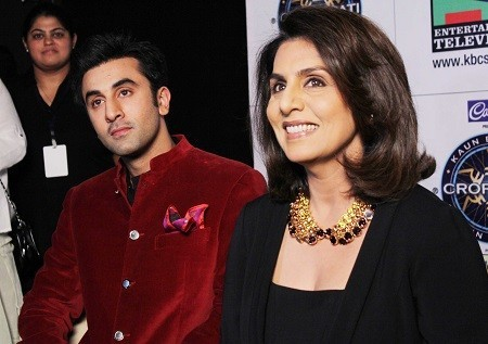 Ranbir-Neetu (photo: Varinder Chawla)