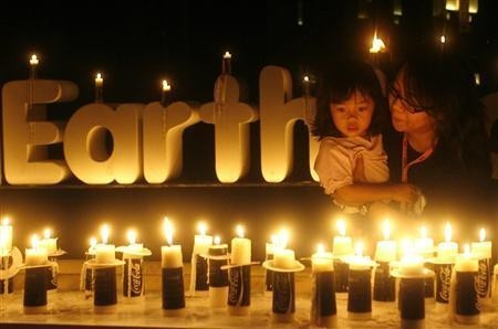 Earth Hour: Millions across the World to Turn Off Lights Today