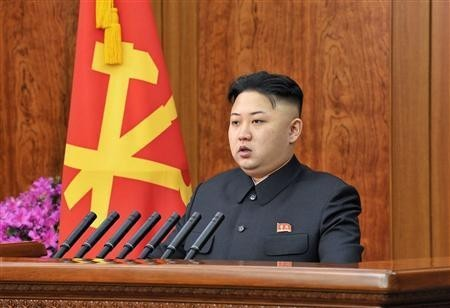 North Korean leader, Kim Jong-un's hairstyle. (Photo: Reuters)