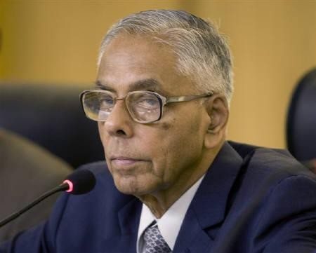 M K Narayanan