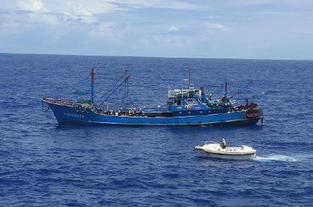 indian coast guard vessel gujarat