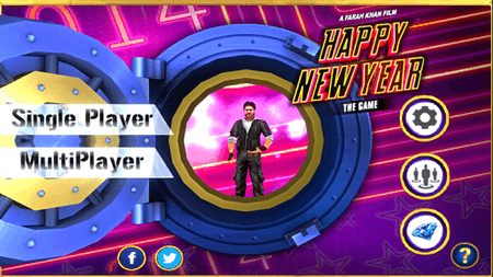 Happy New Year Android Game