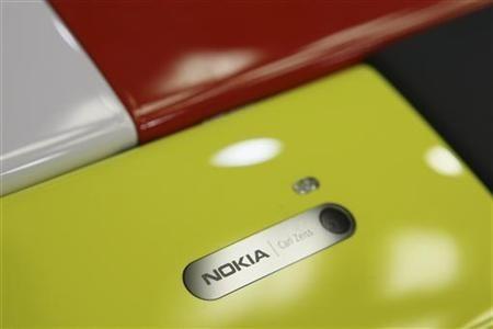 Nokia Lumia smartphones.