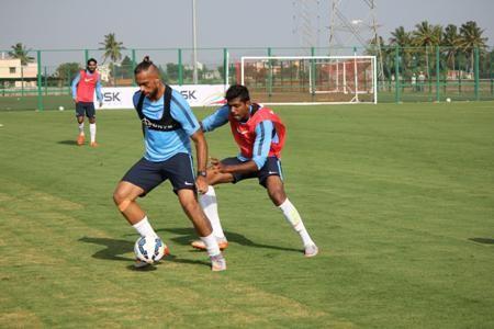 india football camp