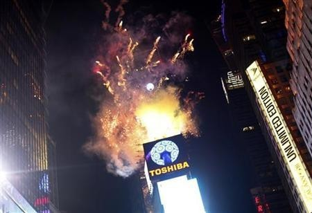 Watch Times Square 2015 New Year Eve's Ball Drop Event Live on Smart Devices via App; Download and Compatibility Details