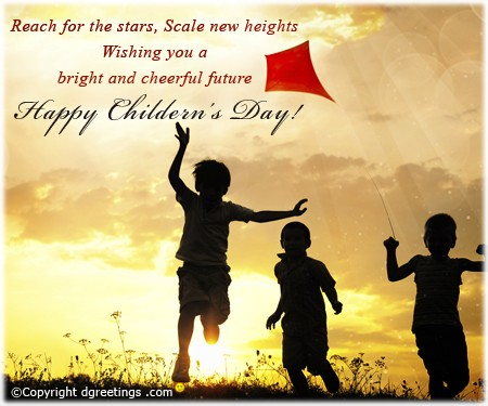 Children's Day Greetings